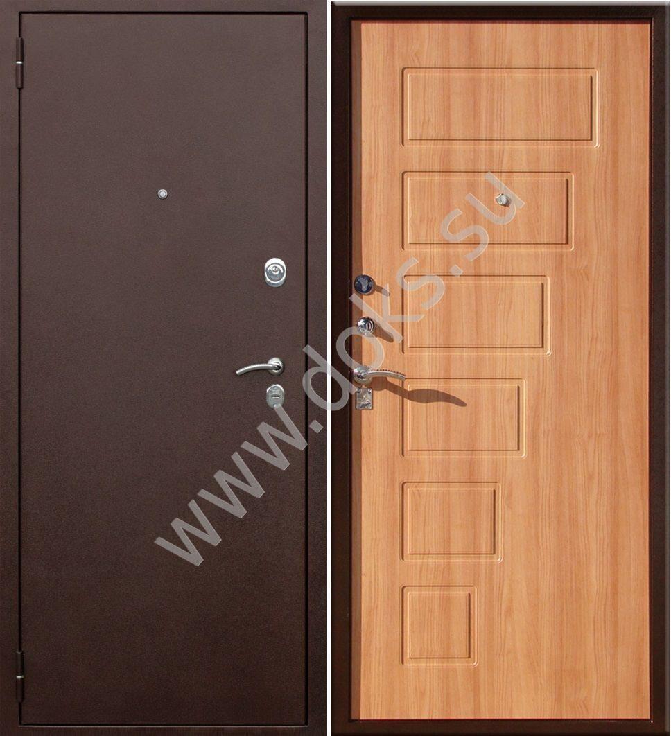металлическая дверь юг дешево